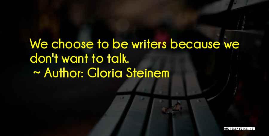 Gloria Steinem Quotes 242064