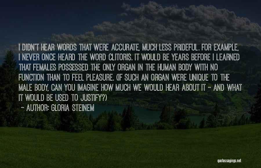 Gloria Steinem Quotes 268137