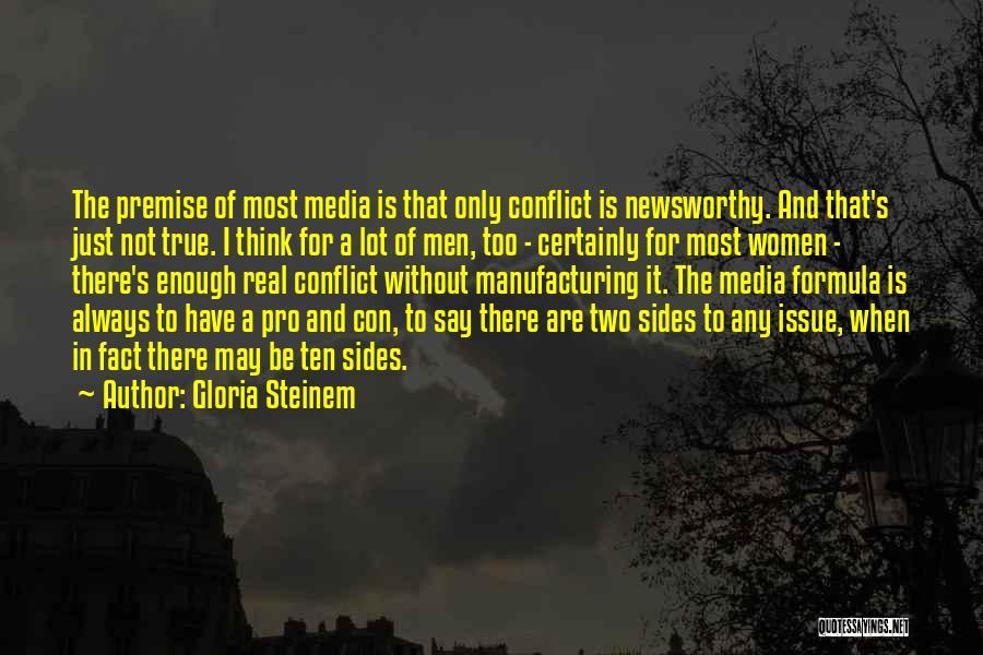 Gloria Steinem Quotes 270492