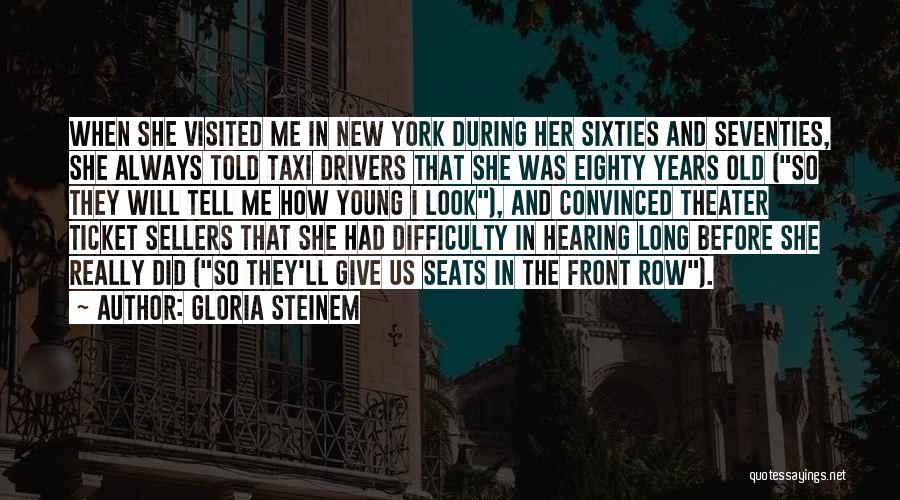 Gloria Steinem Quotes 557101