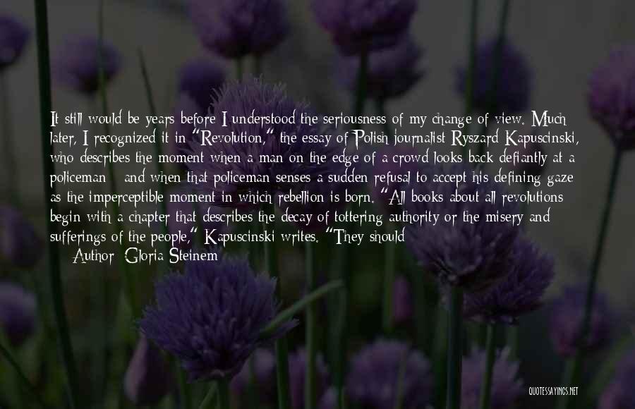 Gloria Steinem Quotes 582225