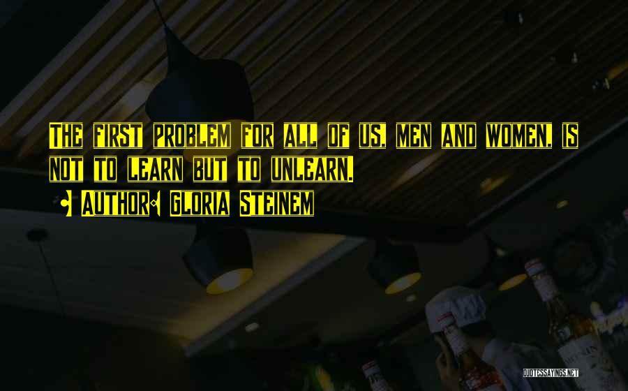 Gloria Steinem Quotes 644624