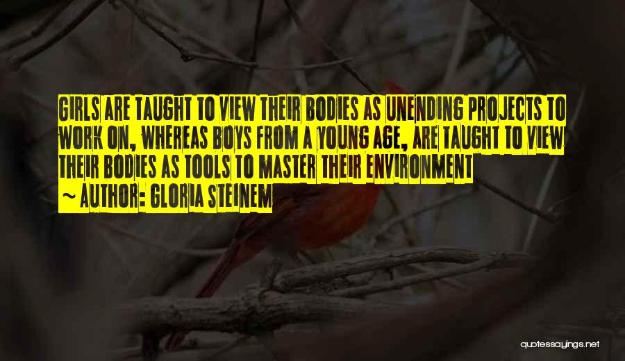 Gloria Steinem Quotes 698596