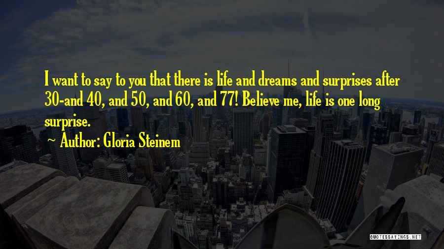 Gloria Steinem Quotes 722360