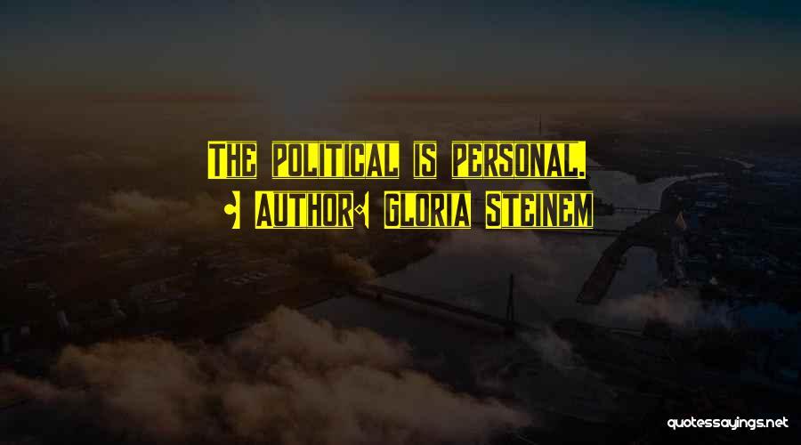 Gloria Steinem Quotes 737038