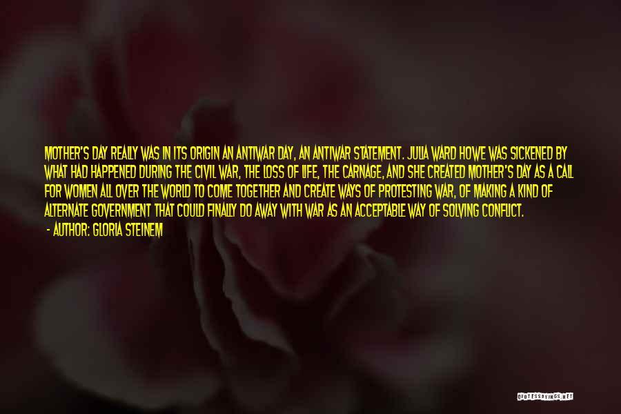 Gloria Steinem Quotes 773488