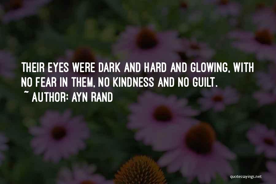 Glowing Beauty Quotes By Ayn Rand