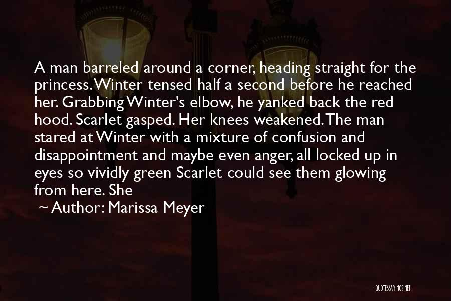 Glowing Up Quotes By Marissa Meyer