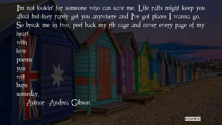 Go Back Love Quotes By Andrea Gibson