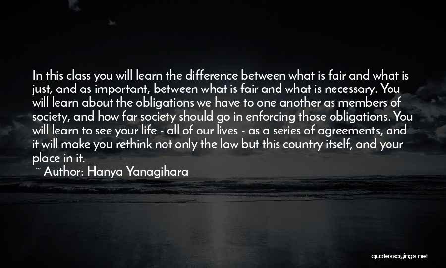 Go Far In Life Quotes By Hanya Yanagihara