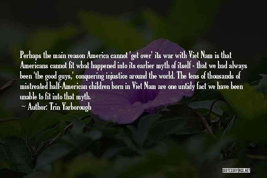 Go Nam Soon Quotes By Trin Yarborough