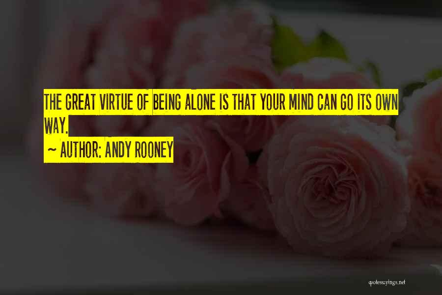 Go Your Own Way Quotes By Andy Rooney