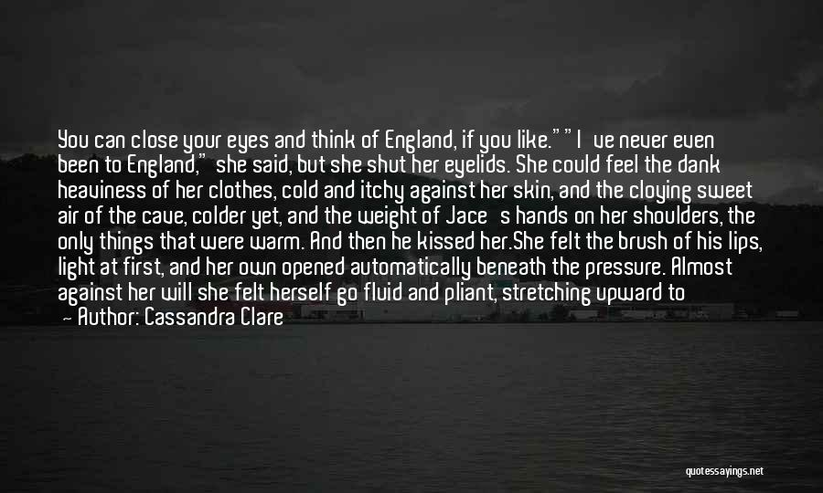 Go Your Own Way Quotes By Cassandra Clare
