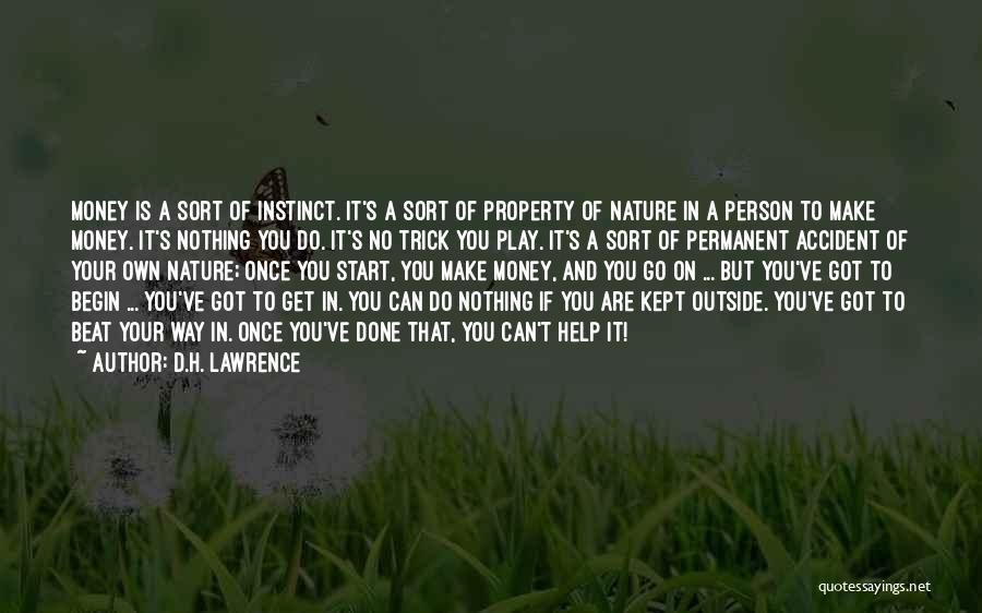 Go Your Own Way Quotes By D.H. Lawrence