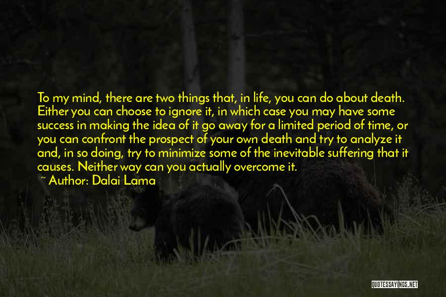 Go Your Own Way Quotes By Dalai Lama