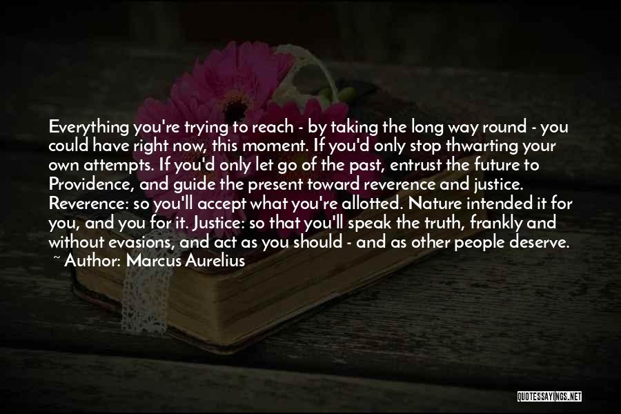 Go Your Own Way Quotes By Marcus Aurelius