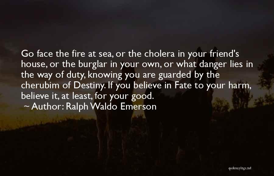 Go Your Own Way Quotes By Ralph Waldo Emerson
