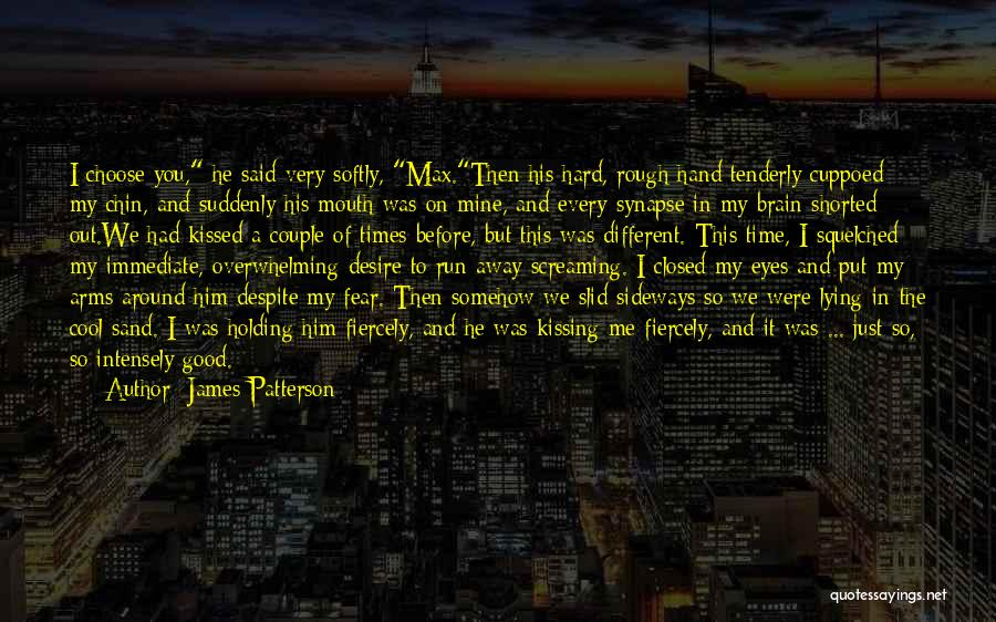 God And Hard Times Quotes By James Patterson