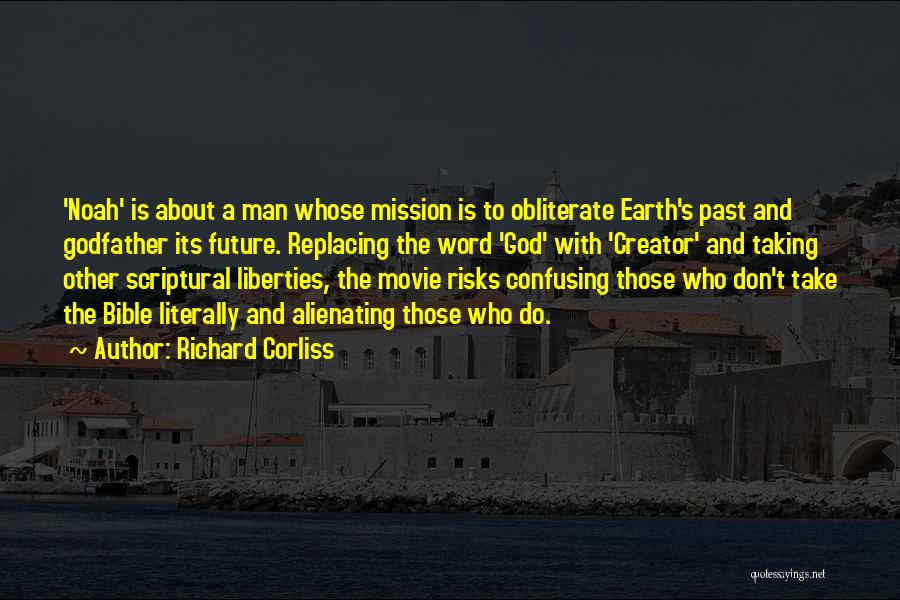 God As Creator Bible Quotes By Richard Corliss