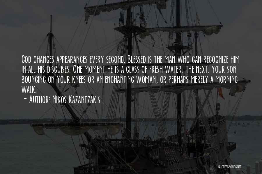 God Blessed Me With A Son Quotes By Nikos Kazantzakis