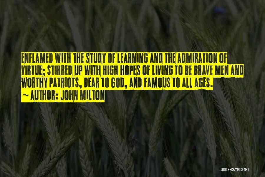 God Famous Quotes By John Milton