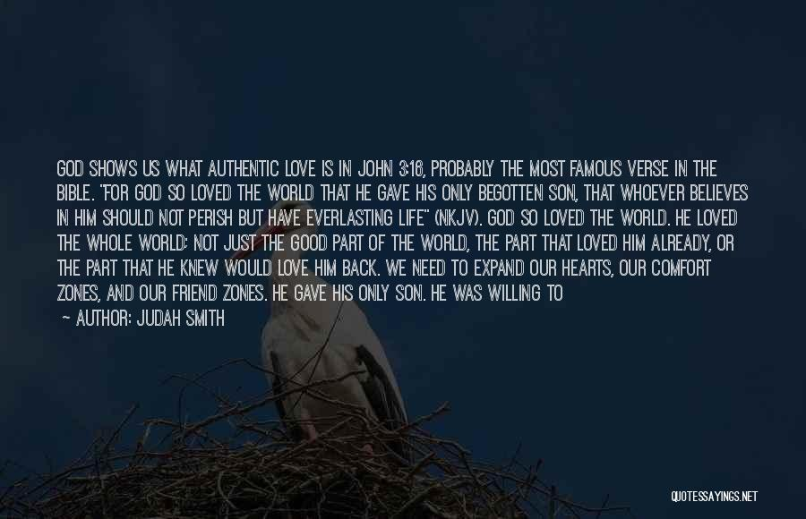 God Famous Quotes By Judah Smith