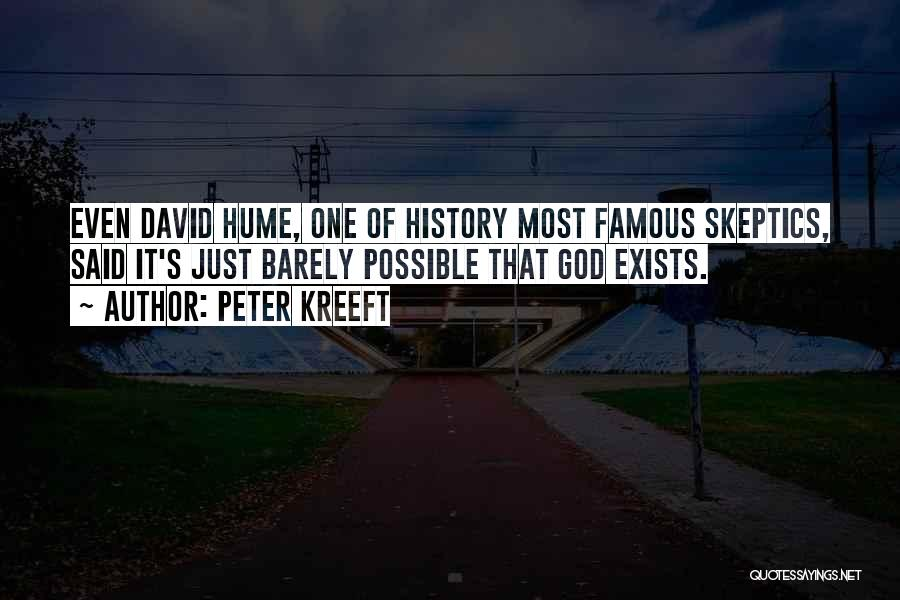 God Famous Quotes By Peter Kreeft