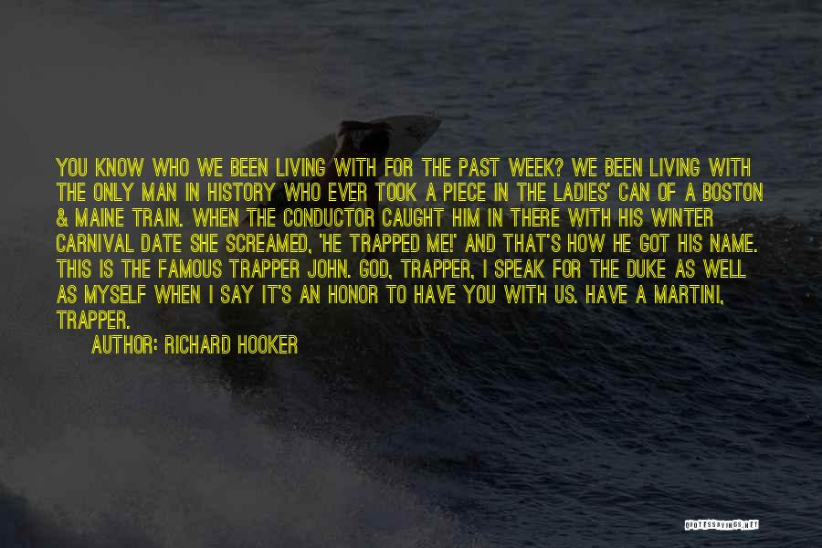 God Famous Quotes By Richard Hooker