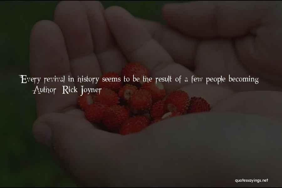 God Famous Quotes By Rick Joyner