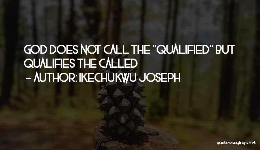 God Favour Quotes By Ikechukwu Joseph