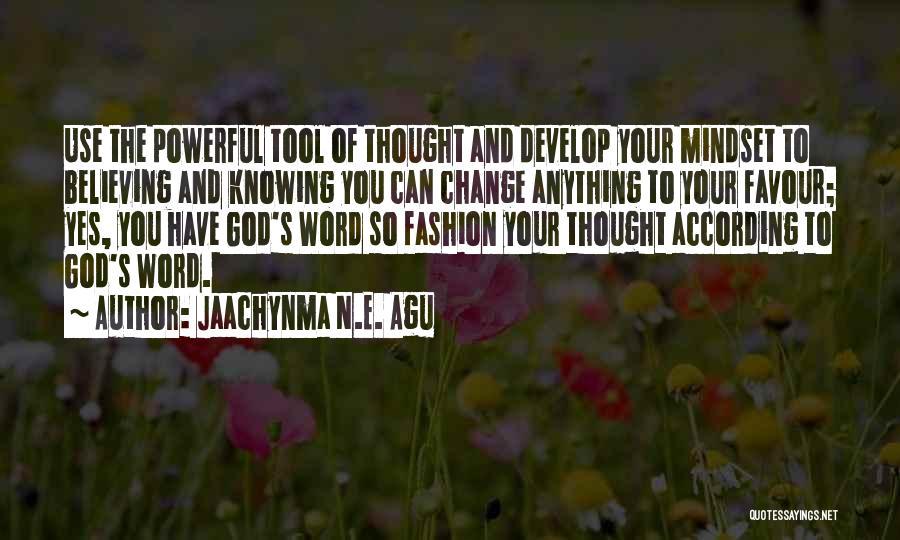 God Favour Quotes By Jaachynma N.E. Agu
