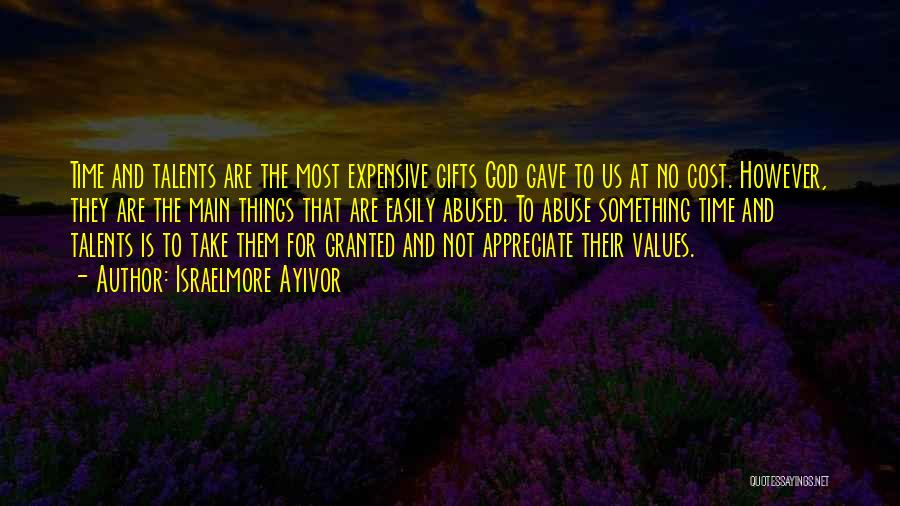 God Gave Us Quotes By Israelmore Ayivor