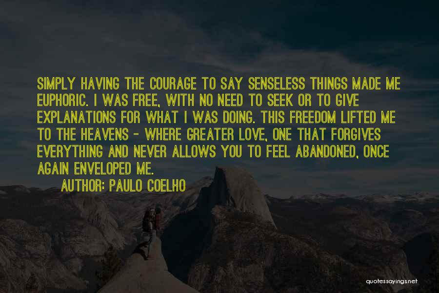 God Give Me Hope Quotes By Paulo Coelho