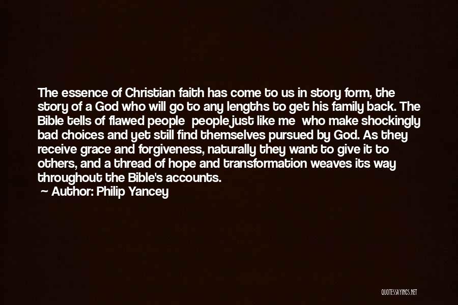 God Give Me Hope Quotes By Philip Yancey