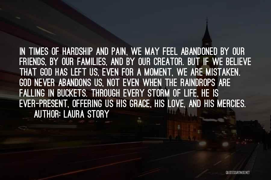 God Grace And Love Quotes By Laura Story