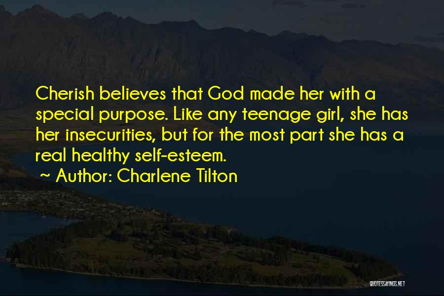 God Has A Purpose Quotes By Charlene Tilton