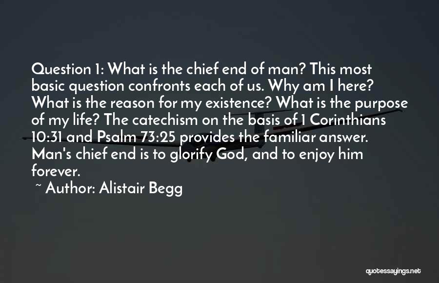 God Is 1 Quotes By Alistair Begg