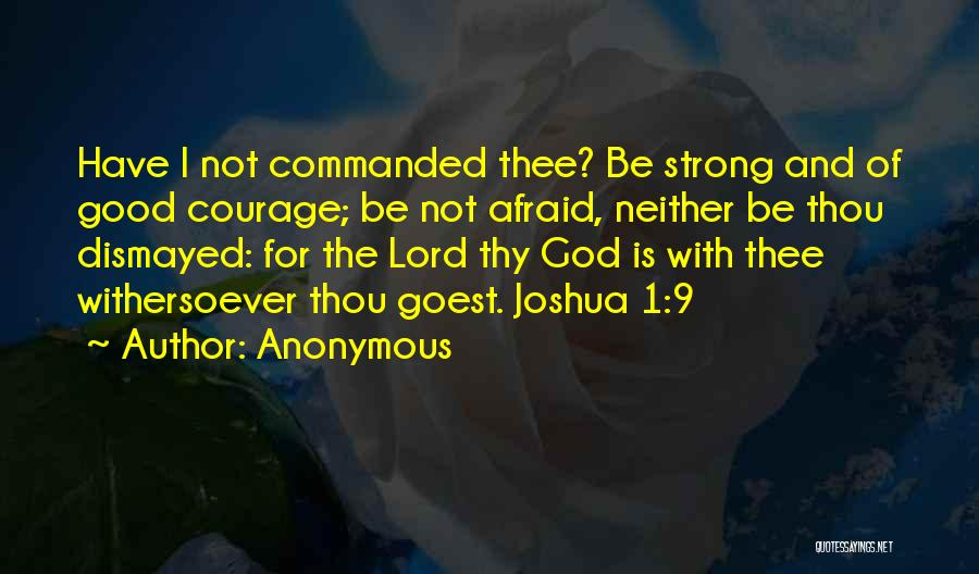 God Is 1 Quotes By Anonymous