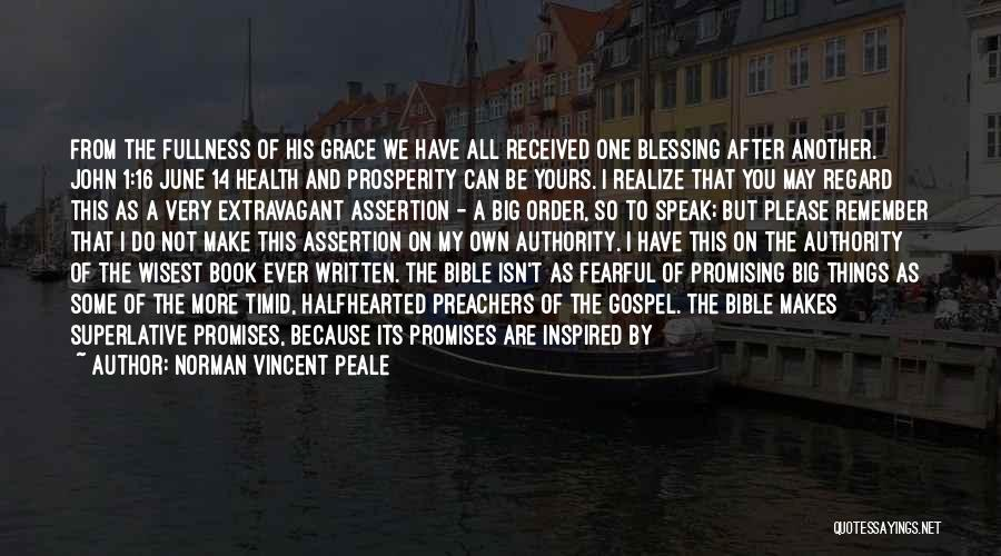 God Is 1 Quotes By Norman Vincent Peale
