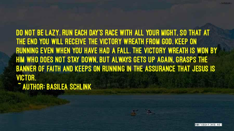 God Is Always With You Quotes By Basilea Schlink