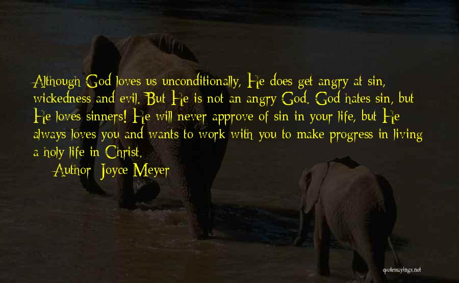 God Is Always With You Quotes By Joyce Meyer