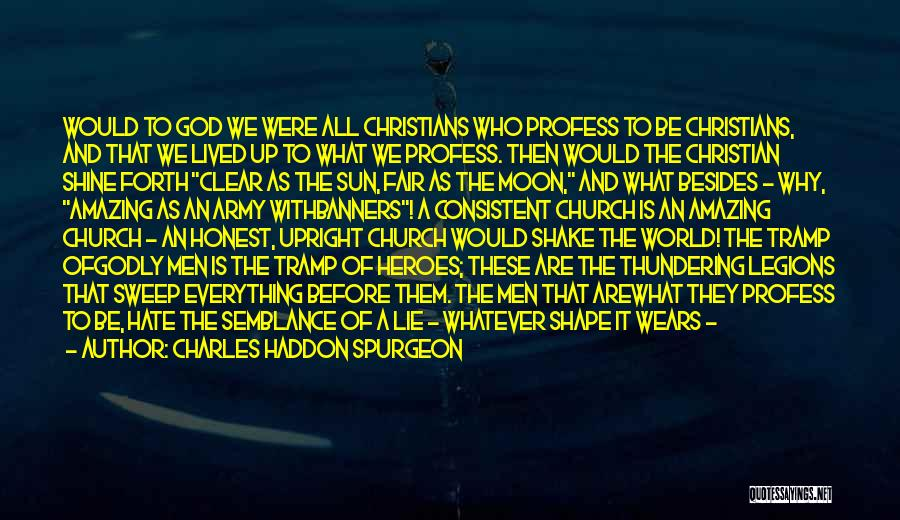God Is An Amazing God Quotes By Charles Haddon Spurgeon