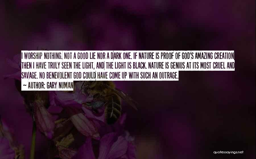 God Is An Amazing God Quotes By Gary Numan