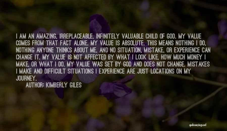 God Is An Amazing God Quotes By Kimberly Giles