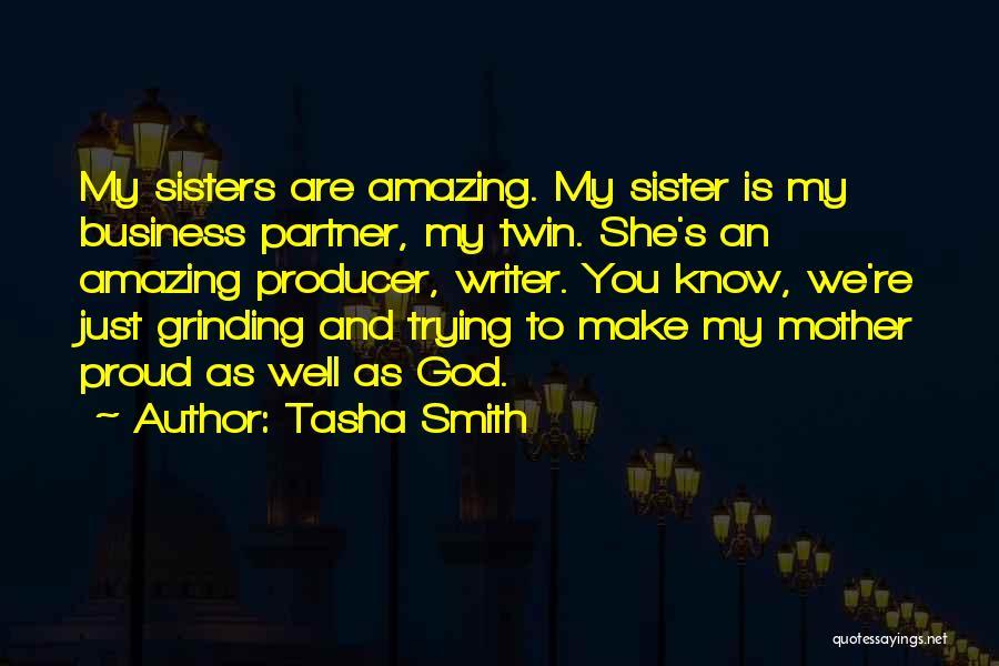 God Is An Amazing God Quotes By Tasha Smith