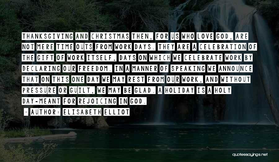 God Is For Us Quotes By Elisabeth Elliot