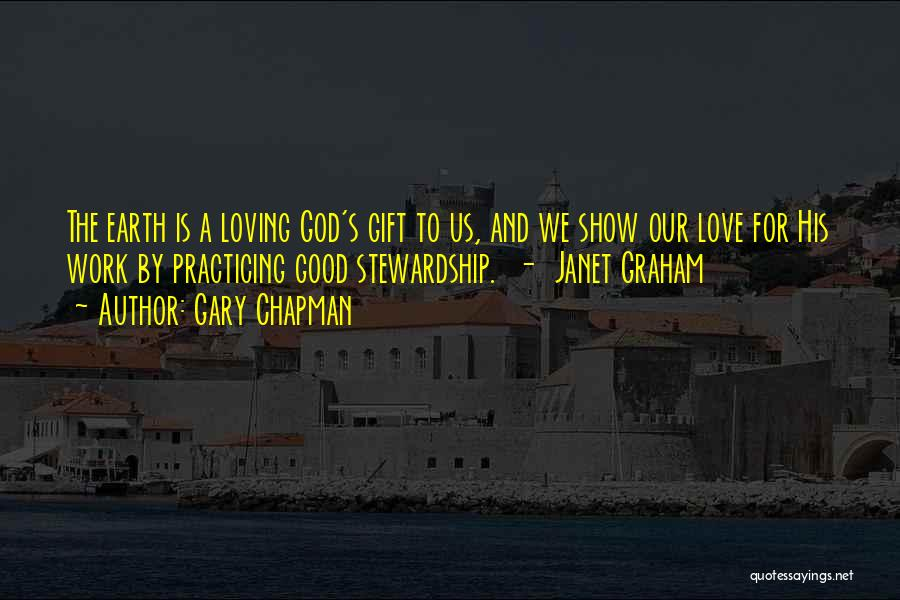 God Is For Us Quotes By Gary Chapman