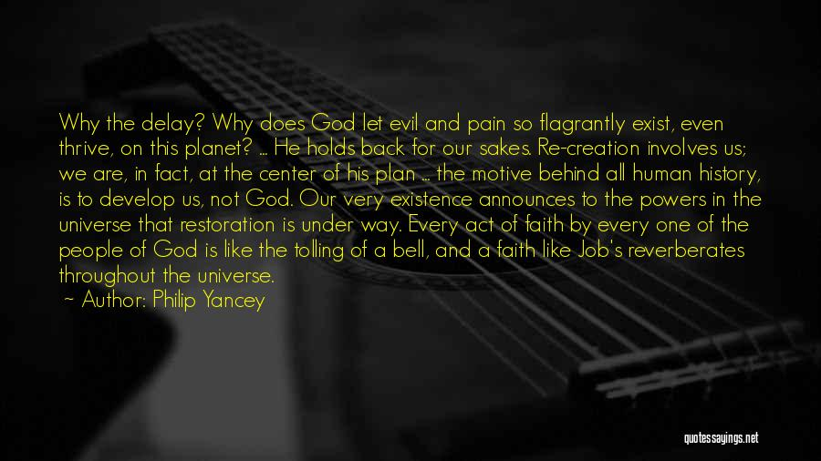 God Is For Us Quotes By Philip Yancey