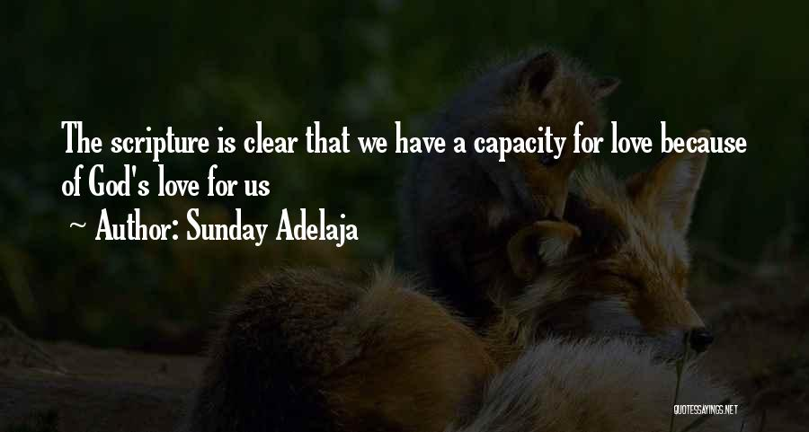God Is For Us Quotes By Sunday Adelaja