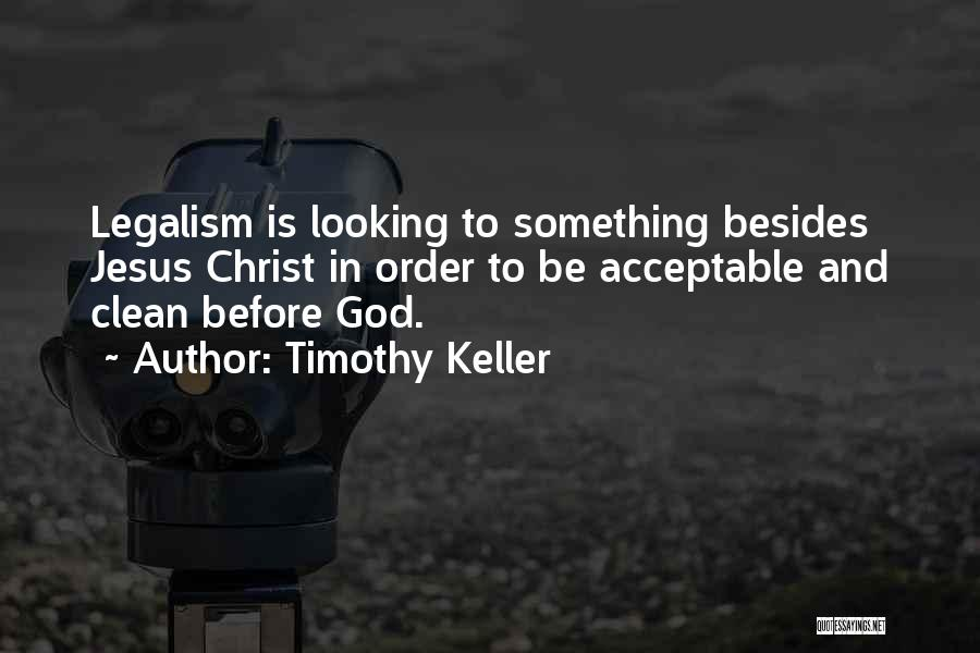 God Is Looking Out For Me Quotes By Timothy Keller